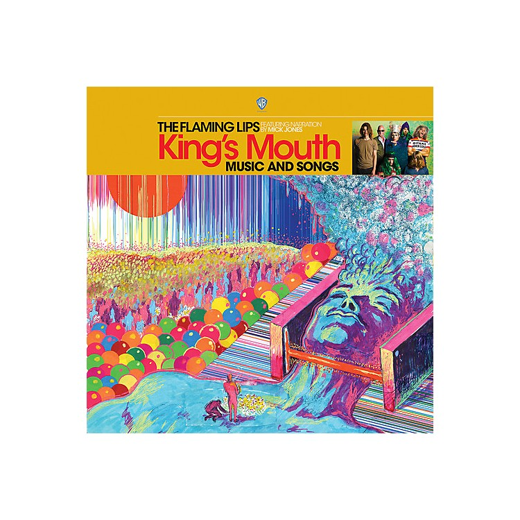 AllianceThe Flaming Lips - King's Mouth