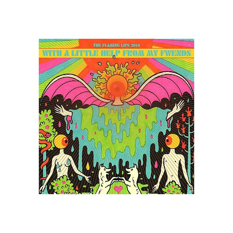 AllianceThe Flaming Lips - With a Little Help from My Fwends