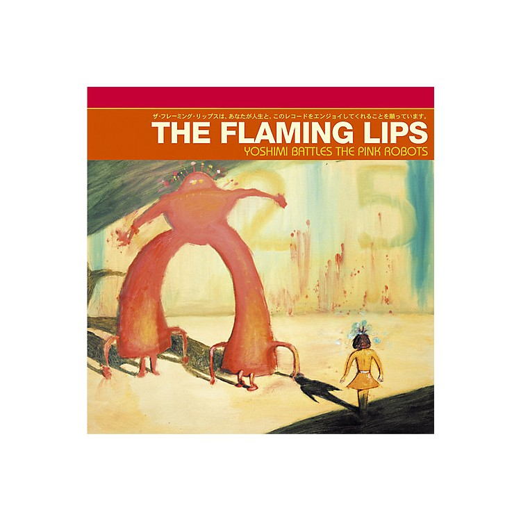 AllianceThe Flaming Lips - Yoshimi Battles The Pink Robots