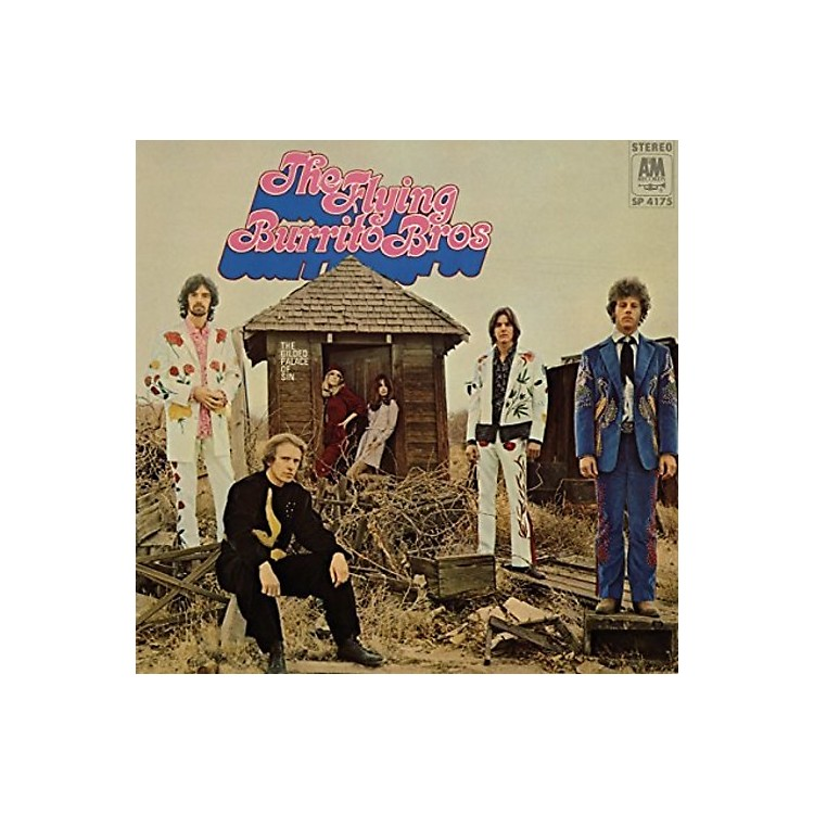 AllianceThe Flying Burrito Brothers - Gilded Palace Of Sin