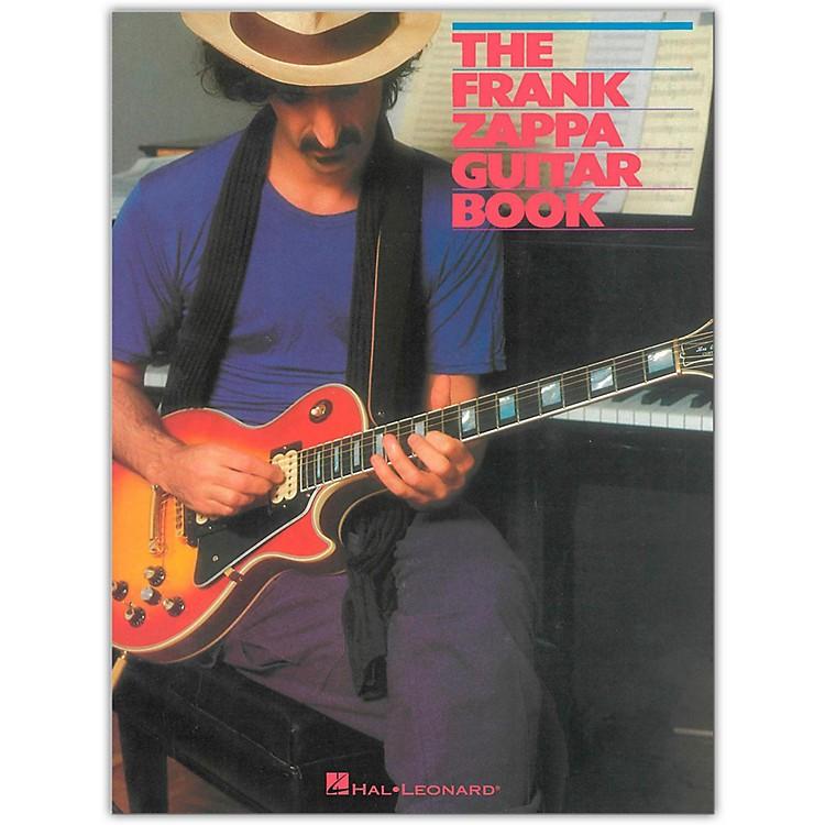 Hal LeonardThe Frank Zappa Guitar Book