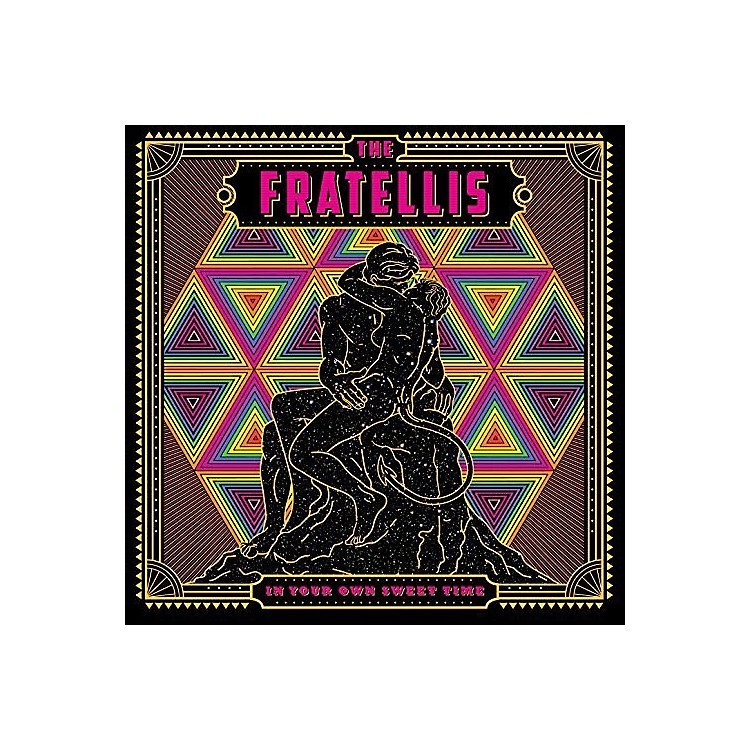 AllianceThe Fratellis - In Your Own Sweet Time