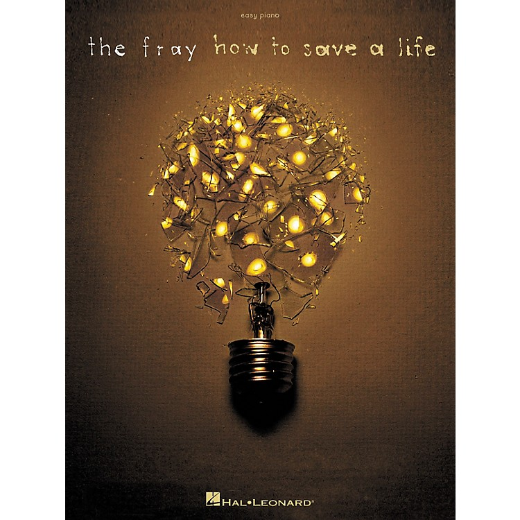 Hal LeonardThe Fray - How To Save A Life For Easy Piano