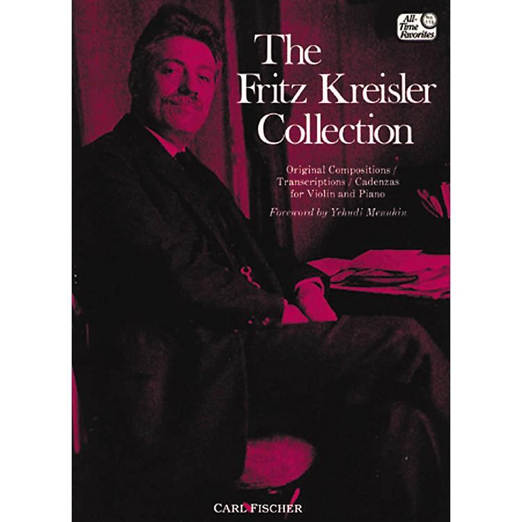 Carl FischerThe Fritz Kreisler Collection Book