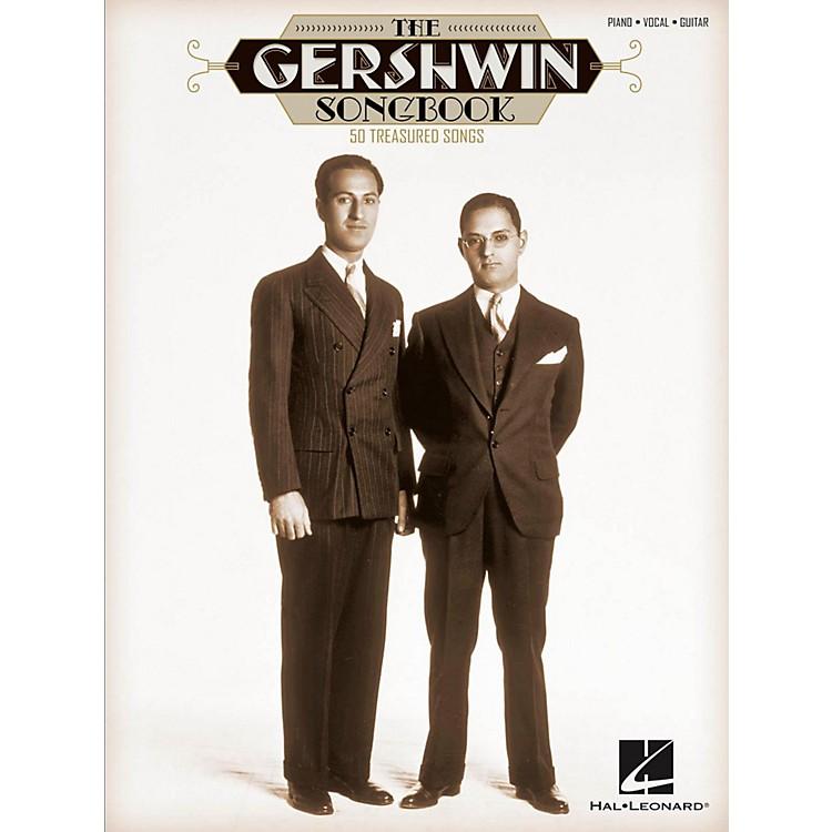 Hal LeonardThe Gershwin Songbook 50 Treasured Songs