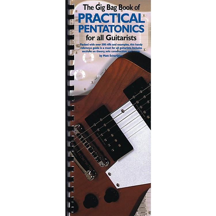 Music SalesThe Gig Bag Book of Practical Pentatonics for All Guitarists Music Sales America Book by Matt Scharfglass