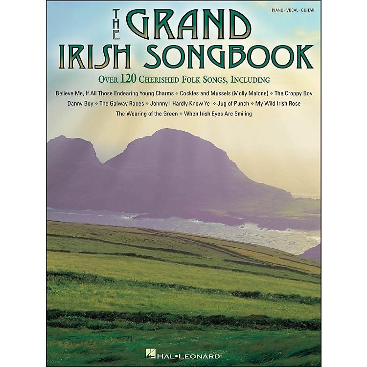 Hal LeonardThe Grand Irish Songbook arranged for piano, vocal, and guitar (P/V/G)