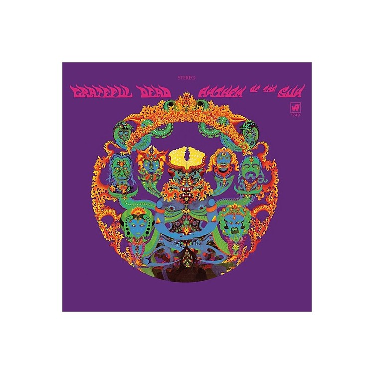 Alliance The Grateful Dead - Anthem Of The Sun (50th Anniversary Deluxe Edition)