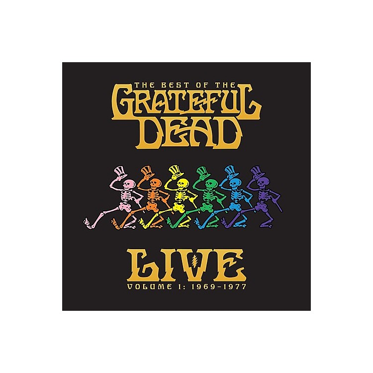 Alliance The Grateful Dead - Best Of The Grateful Dead Live: 1969-1977 - Vol 1