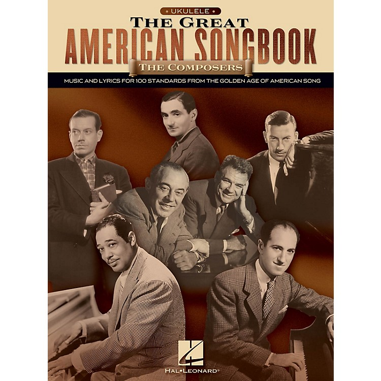 Hal LeonardThe Great American Songbook: The Composers for Ukulele