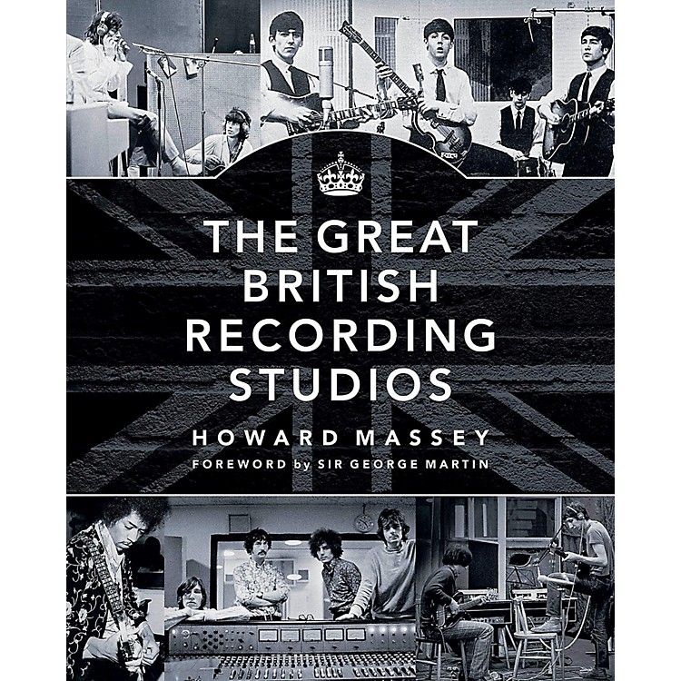 Hal Leonard The Great British Recording Studios