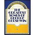 Hal Leonard The Greatest Songs Of George Gershwin arranged for piano, vocal, and guitar (P/V/G)  -thumbnail