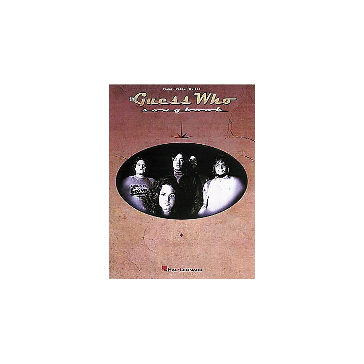 Hal LeonardThe Guess Who Songbook