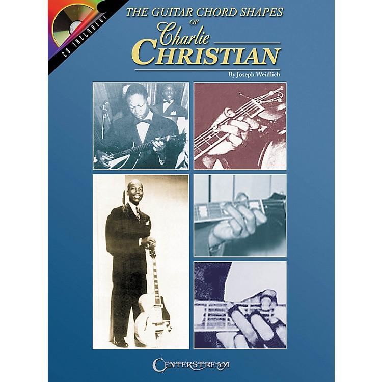 Centerstream PublishingThe Guitar Chord Shapes of Charlie Christian (Book/CD)
