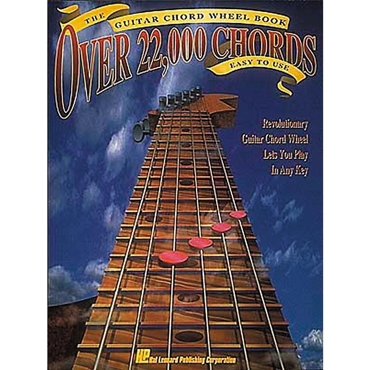 Hal LeonardThe Guitar Chord Wheel Book