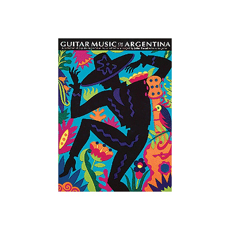 Music SalesThe Guitar Music of Argentina Music Sales America Series Softcover