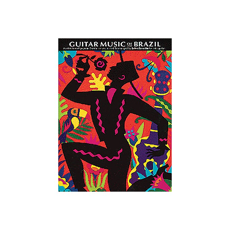 Music Sales The Guitar Music of Brazil Music Sales America Series Softcover