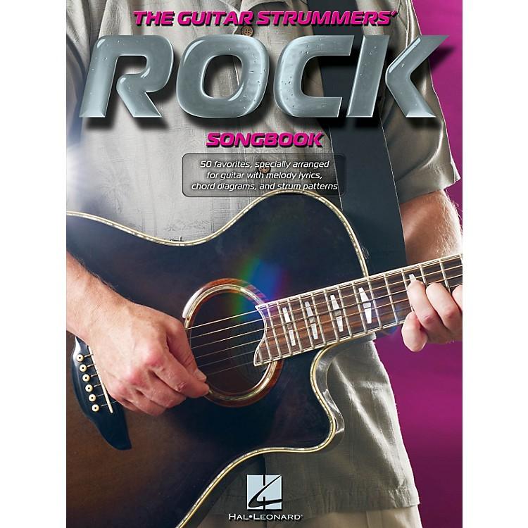 Hal LeonardThe Guitar Strummers' Rock Songbook