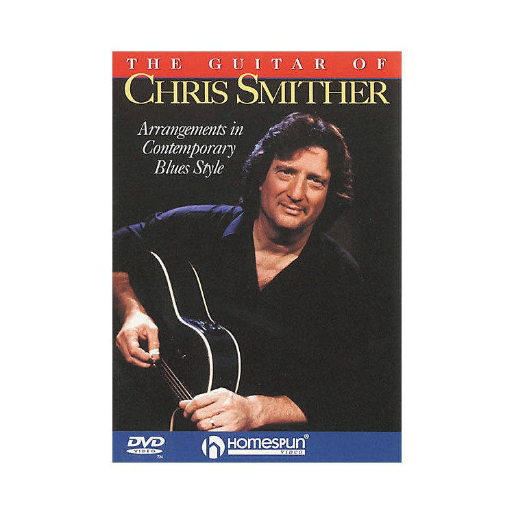 Homespun The Guitar of Chris Smither (DVD)