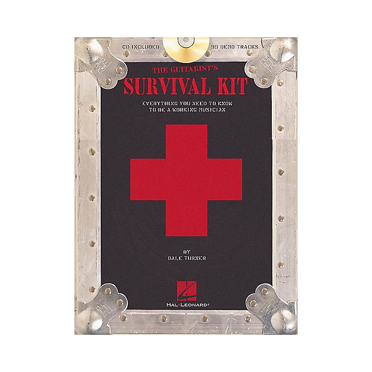 Hal LeonardThe Guitarist's Survival Kit (Book/CD)