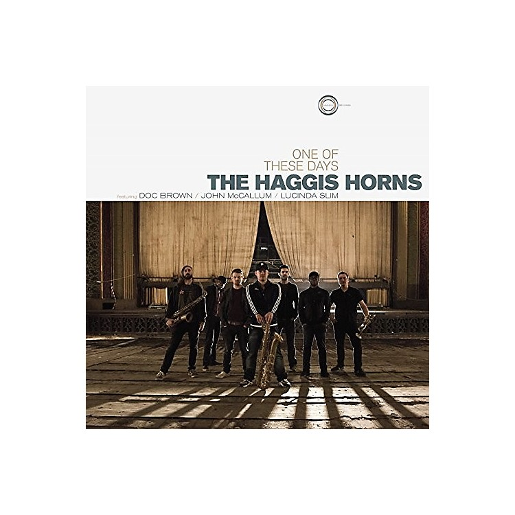 AllianceThe Haggis Horns - One Of These Days
