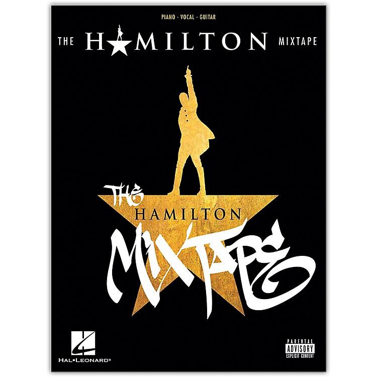 Hal LeonardThe Hamilton Mixtape Piano/Vocal/Guitar Songbook