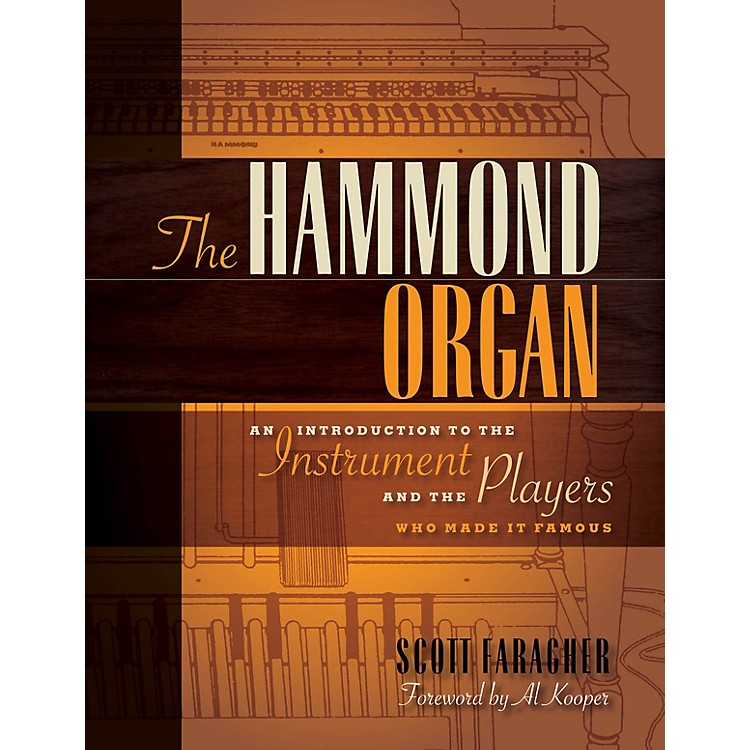 Hal LeonardThe Hammond Organ Book Series Softcover Written by Scott Faragher