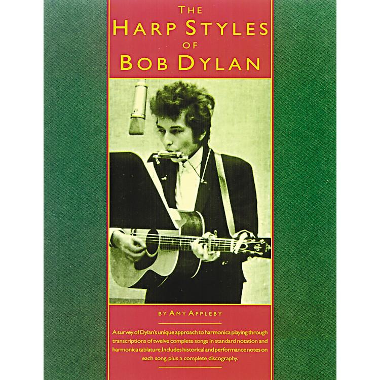 Music SalesThe Harp Styles of Bob Dylan (Book)