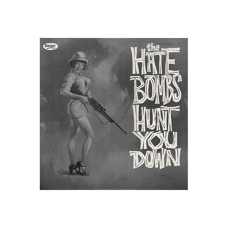 Alliance The Hate Bombs - Hunt You Down