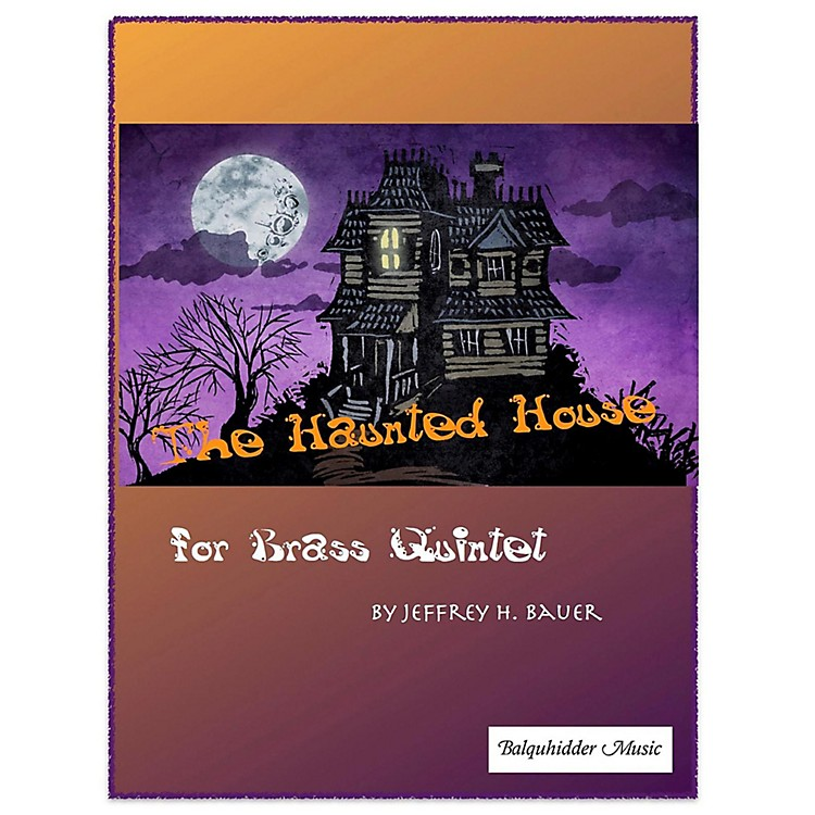 Carl FischerThe Haunted House - Brass Quintet