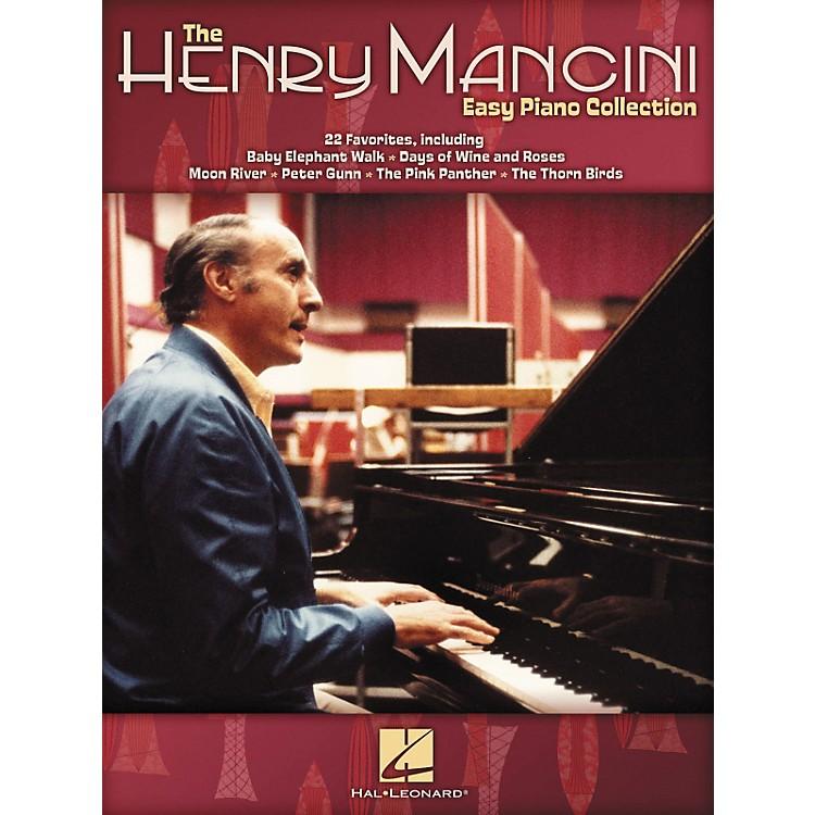 Hal LeonardThe Henry Mancini Easy Piano Collection