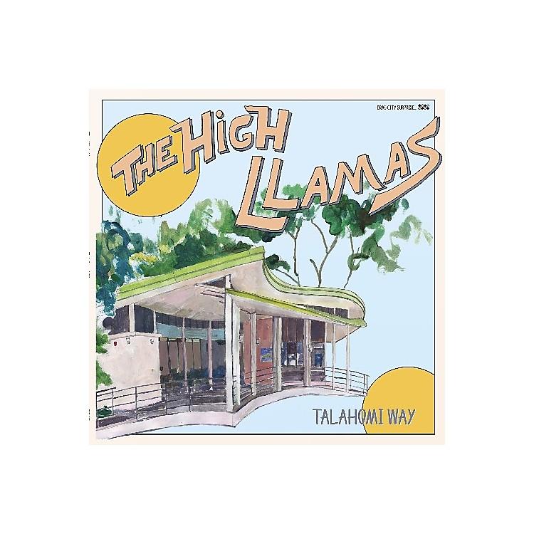 AllianceThe High Llamas - Talahomi Way