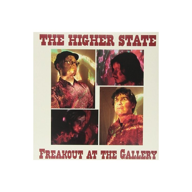 AllianceThe Higher State - Freakout at the Gallery