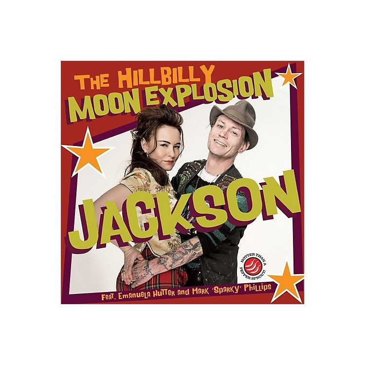 AllianceThe Hillbilly Moon Explosion - Jackson
