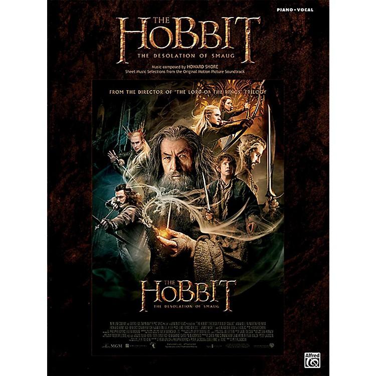 AlfredThe Hobbit The Desolation of Smaug Piano/Vocal Book