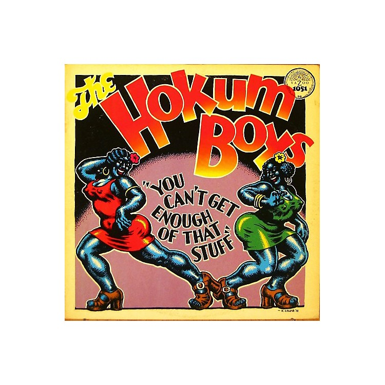 AllianceThe Hokum Boys - You Can't Get Enough of That Stuff