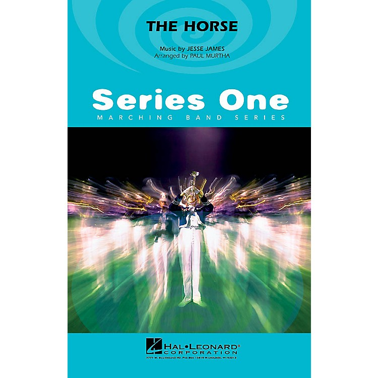 Hal Leonard The Horse Marching Band Level 2 Arranged by Paul Murtha