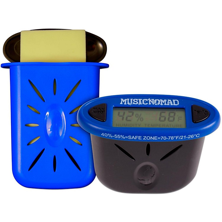 Music NomadThe Humitar & HumiReader Acoustic Guitar Care Pack
