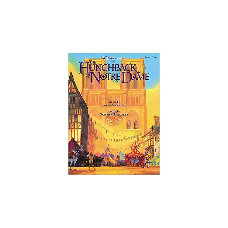 Hal LeonardThe Hunchback of Notre Dame Piano, Vocal, Guitar Songbook