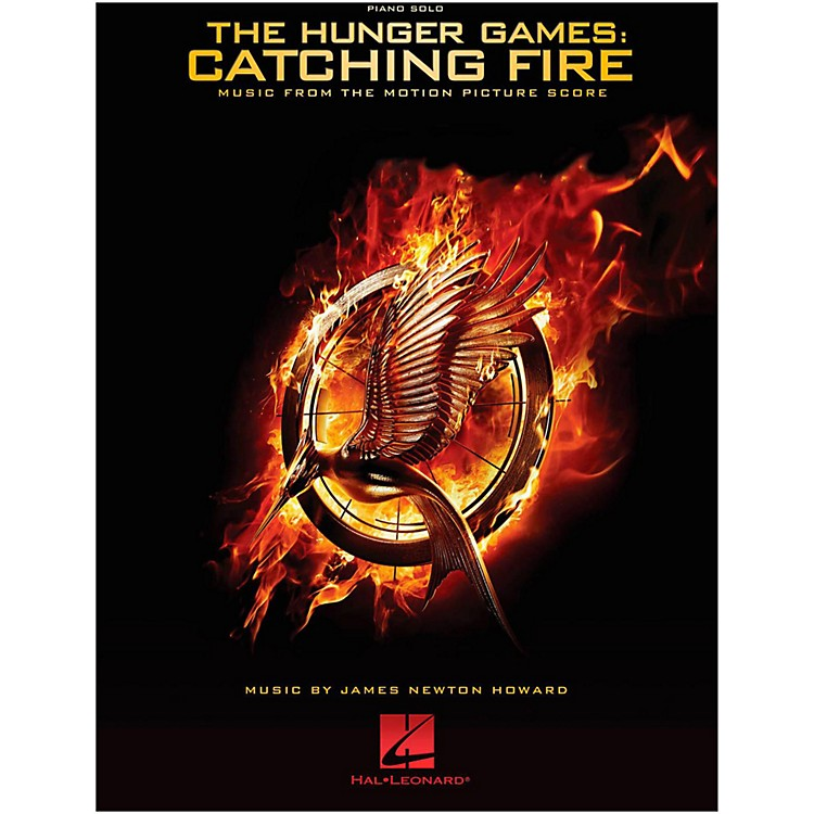 Hal LeonardThe Hunger Games: Catching Fire - Music From The Motion Picture Score for Piano Solo