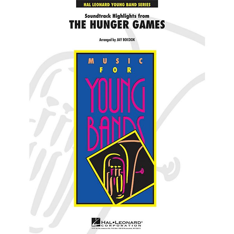 Hal LeonardThe Hunger Games Soundtrack Highlights - Young Band Series Level 3
