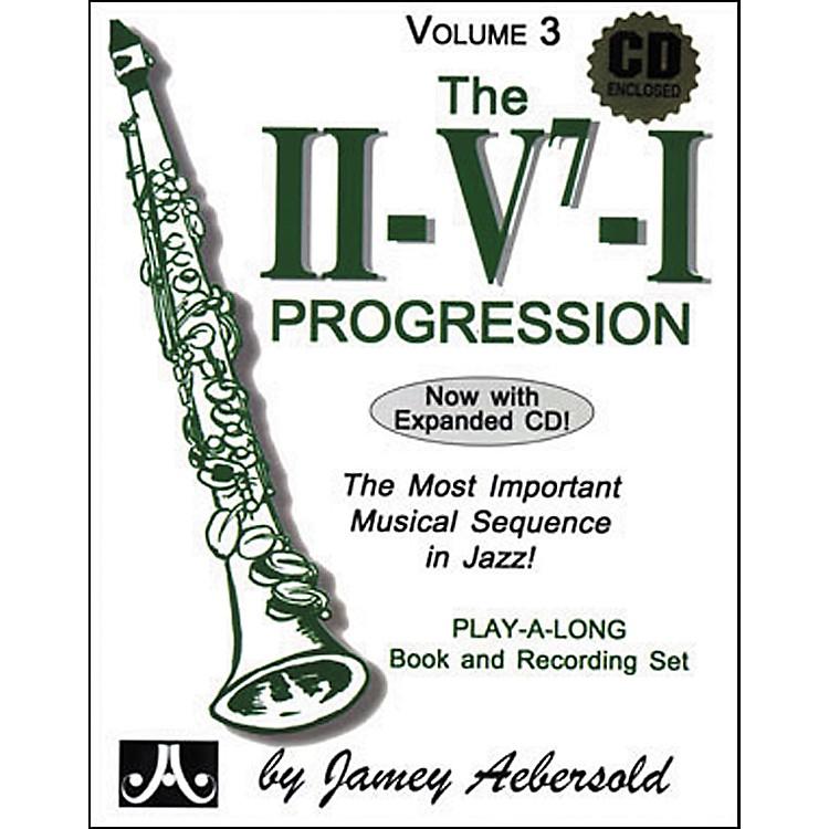 Jamey AebersoldThe II/V7/I Progression Book and CD