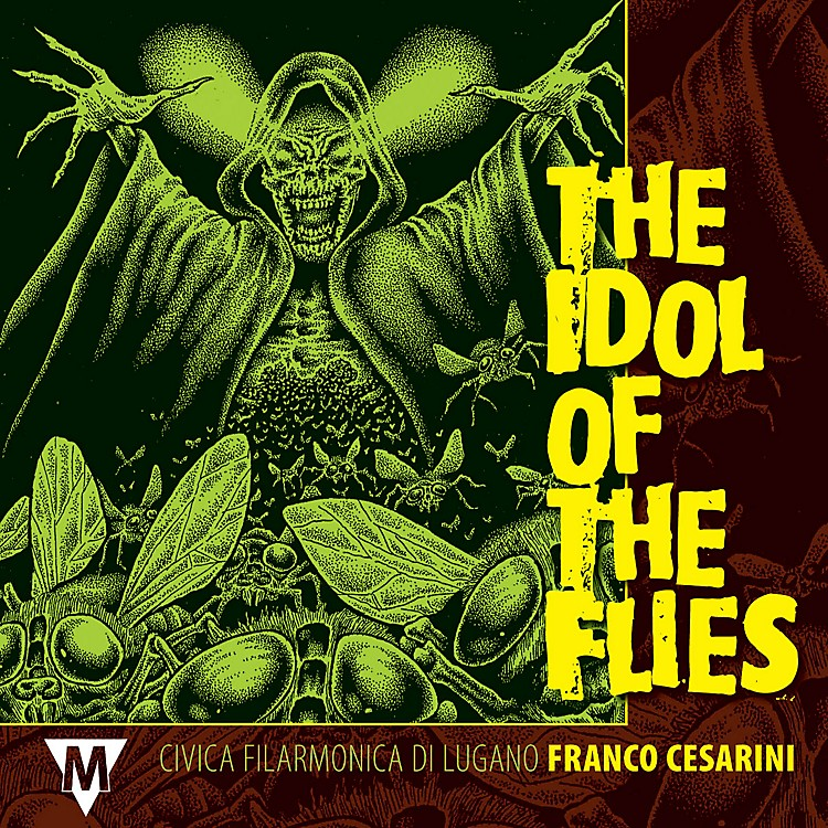 Mitropa Music The Idol of the Flies (Concert Band CD Recording) Concert Band Composed by Franco Cesarini