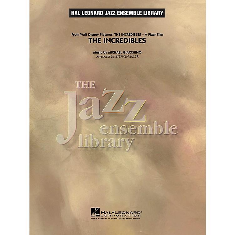 Hal LeonardThe Incredibles Jazz Band Level 4 Arranged by Stephen Bulla