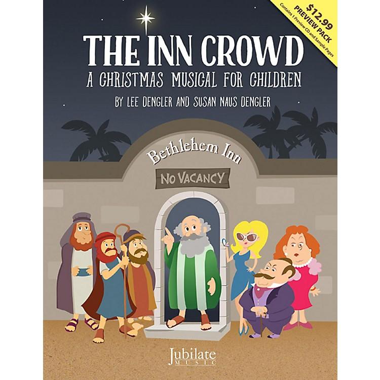 AlfredThe Inn Crowd CD Preview Pack