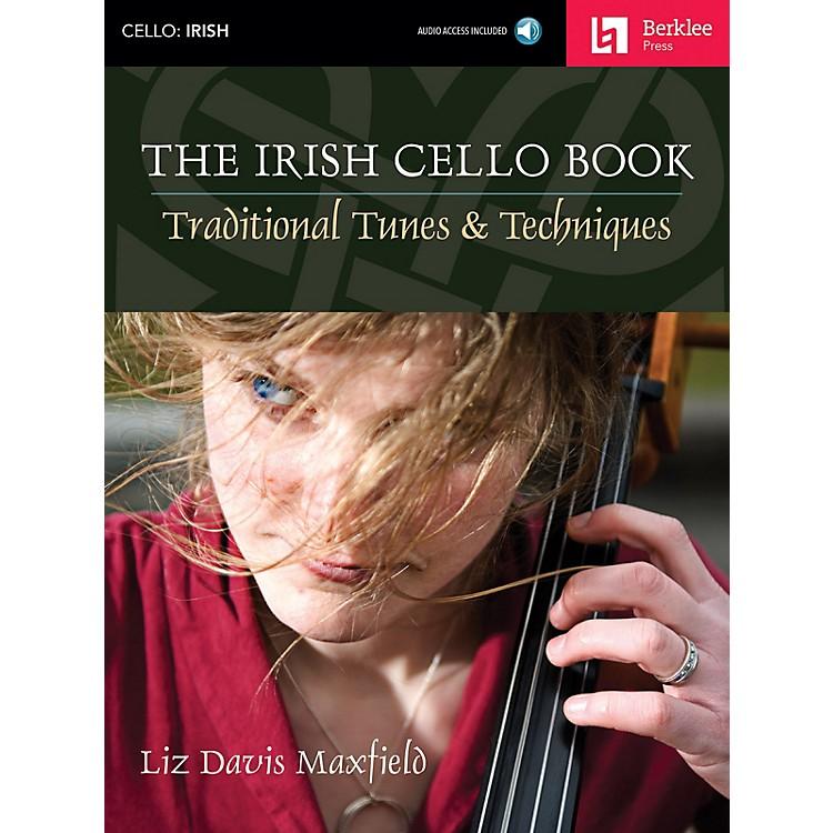 Berklee PressThe Irish Cello Book Berklee Guide Series Softcover with CD Written by Liz Davis Maxfield