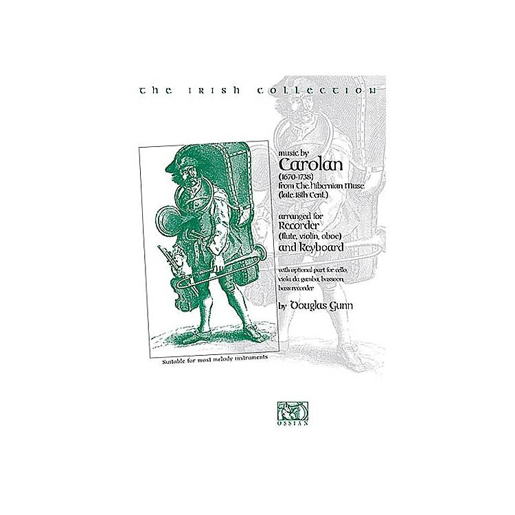 Music SalesThe Irish Collection - Music by O'Carolan (from The Hibernian Muse) Music Sales America Series