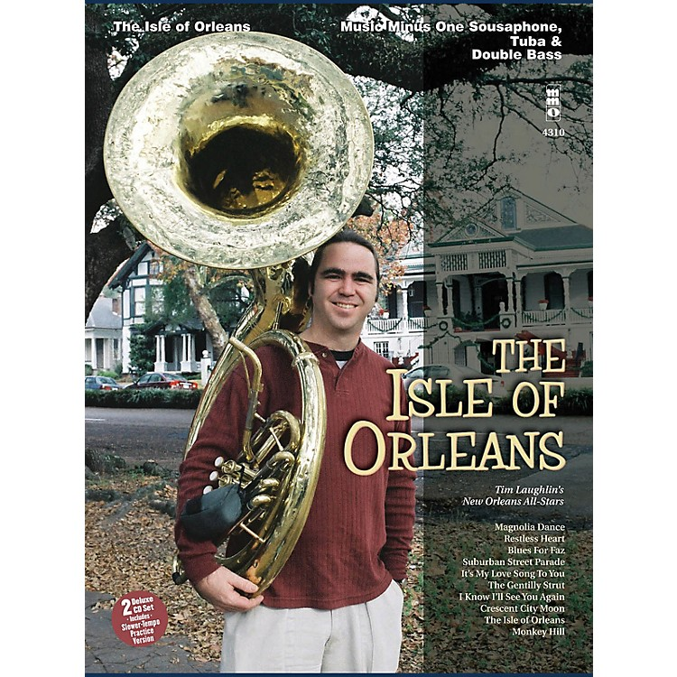 Music Minus OneThe Isle of Orleans Music Minus One Series Softcover with CD