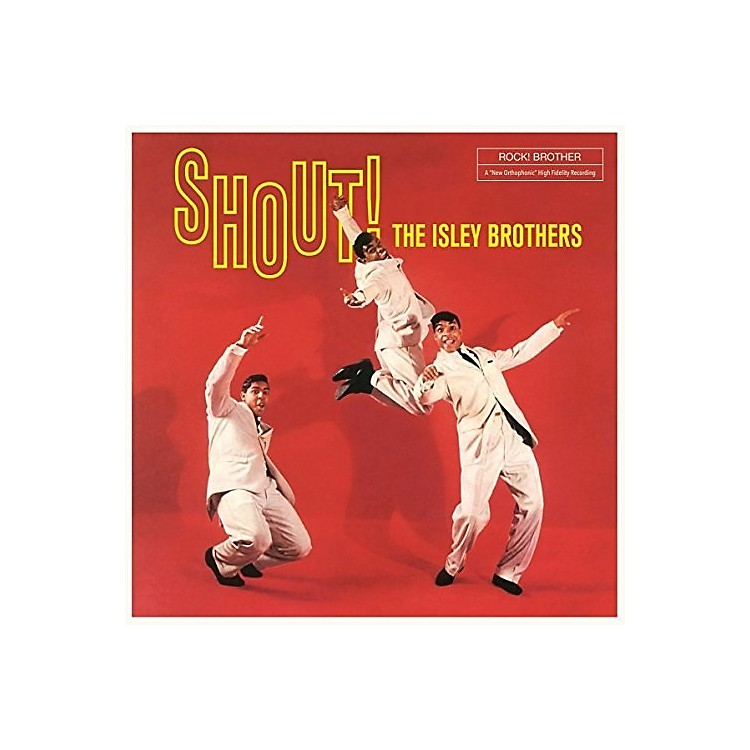 Alliance The Isley Brothers - Shout! + Bonus Tracks