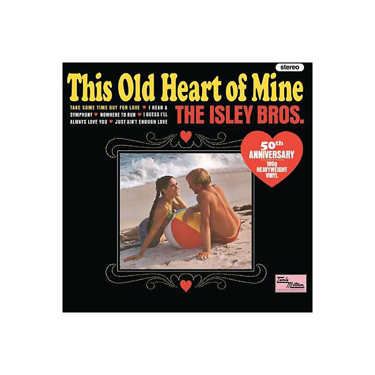 AllianceThe Isley Brothers - This Old Heart of Mine